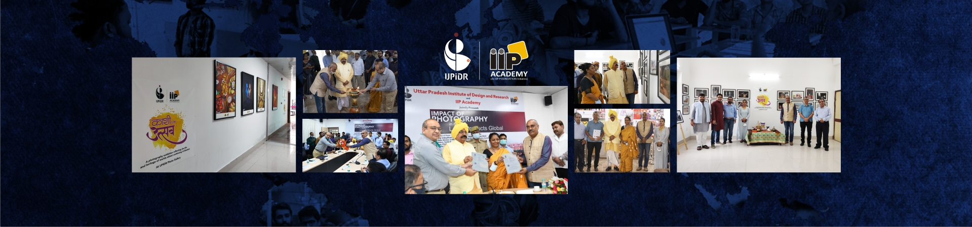 IIP collabrate with UPIDR